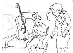 cellist cartoons