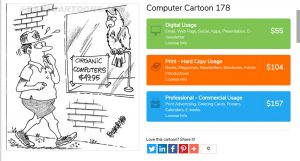 organic computer cartoon
