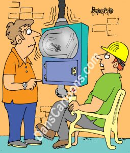occupational safety cartoons
