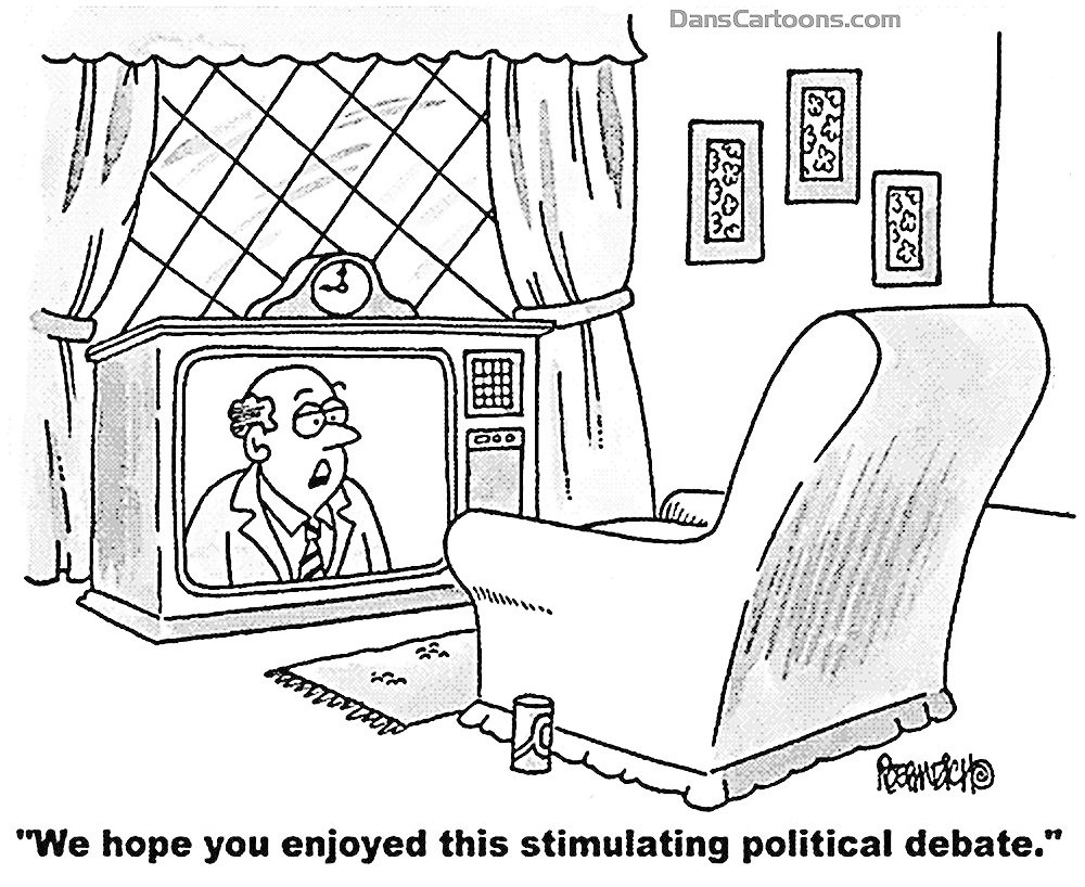 politician debates