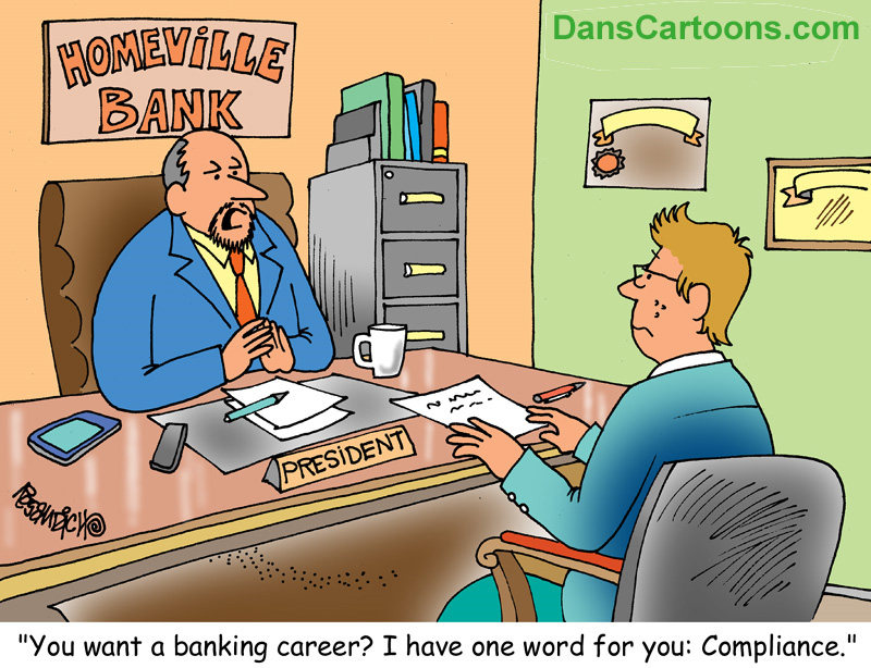 business cartoons