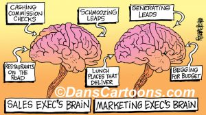 marketing cartoons